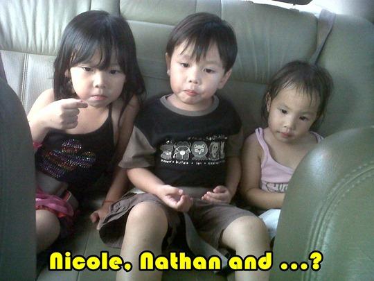 N1, N2, Debbie