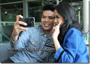 Samsung S4 Awal Ashaari dan Liyana Jasmay905