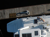 New Anchor from above (mast shot)