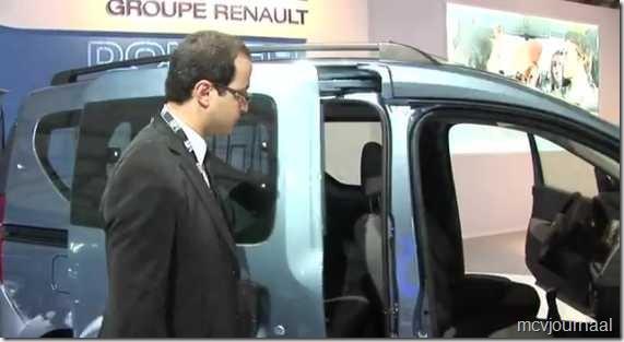 Dacia Dokker Auto Expo Casablanca 2012 03