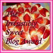 Irresistibly Sweet