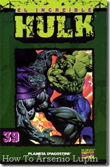 P00039 - Coleccionable Hulk #39 (de 50)