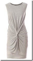 DvF grey dress