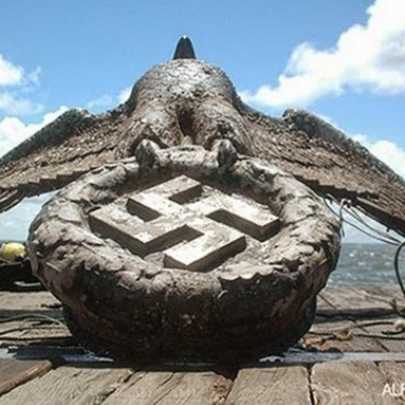 Águia nazista causa polêmica no Uruguai