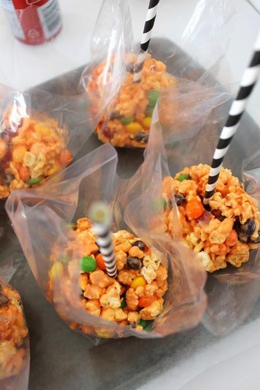 popcorn ball tips