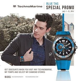 TechnoMarine Blue Tag Sale 02