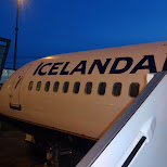 IcelandAir - my NUMBER 1 in IJmuiden, Noord Holland, Netherlands