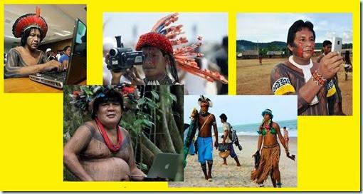Indios modernos