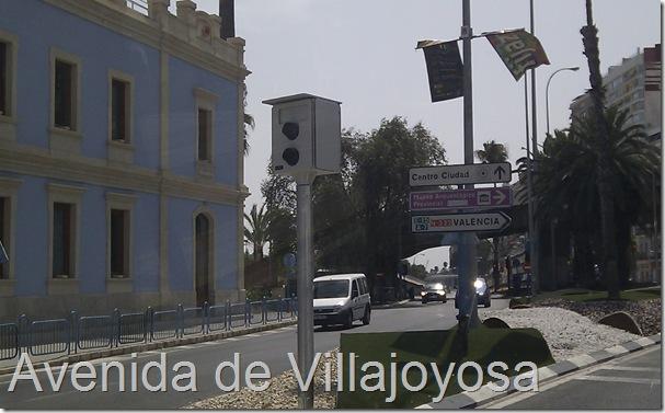 Avenida de Villajoyosa