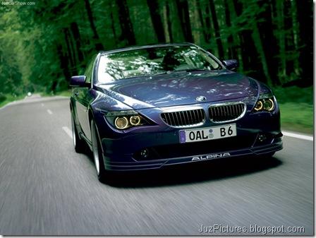Alpina BMW B62