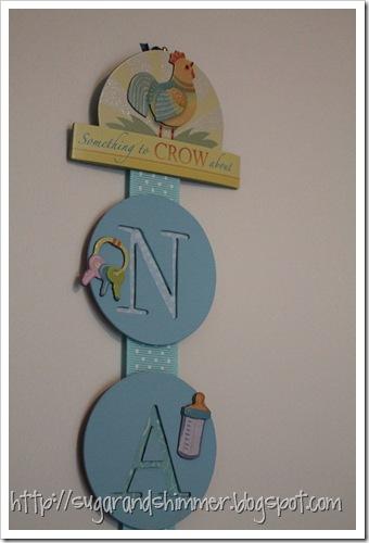 Baby Name Art Top