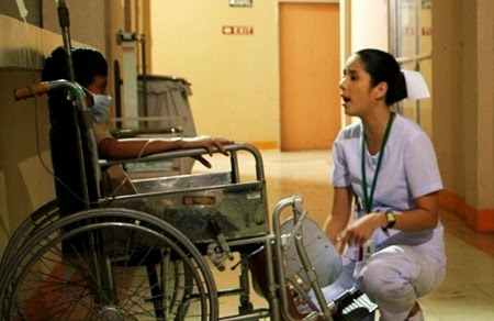 Maxene Magalona plays nurse rapper in MMK