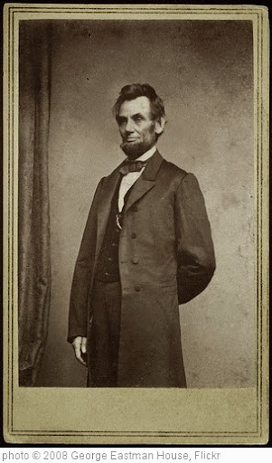 'Abraham Lincoln' photo (c) 2008, George Eastman House - license: http://www.flickr.com/commons/usage/