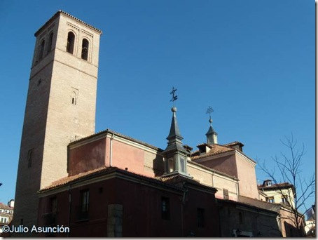 San Pedro el Viejo - Madrid