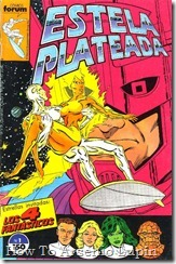 P00001 - Silver Surfer -  - 000 v3 #1