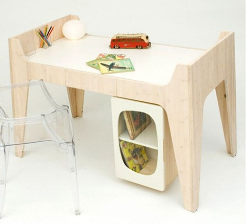 Kids' modern desk