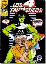 P00052 - Los 4 Fantásticos v1 #51