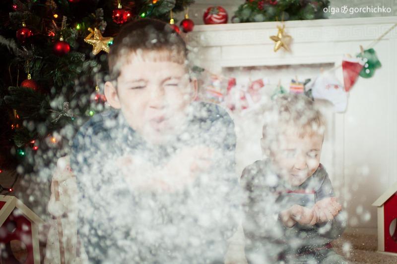 Детский новогодний фотопроект Рождественские мечты. 23. Дима и Саша-0393