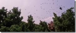Godzilla GMK HD Baragon Scares Birds