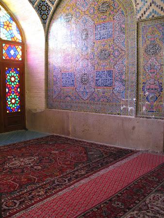 Imagini Iran: Moschee in Shiraz