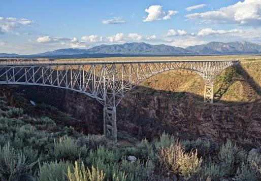 Rio Grande Gorge Bridge Hwy 64 Taos NM (10)