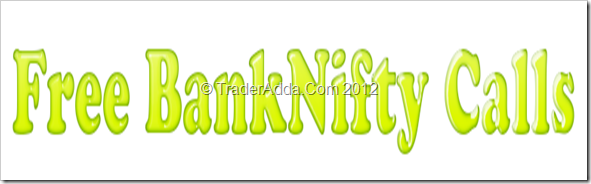 TraderAdda Free Banknifty Future Intraday Calls
