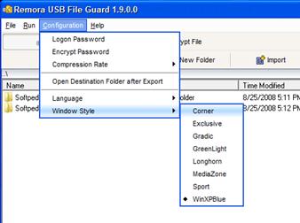 Free USB File Guard