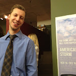 Chris Tabor, ASM extraordinaire. American Storm is Chris' 2nd T7 show and we are so happy to have him back!