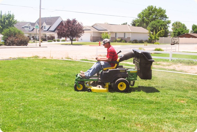 Mowing Lawn-2-2