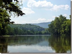 Beautiful Shenandoah River