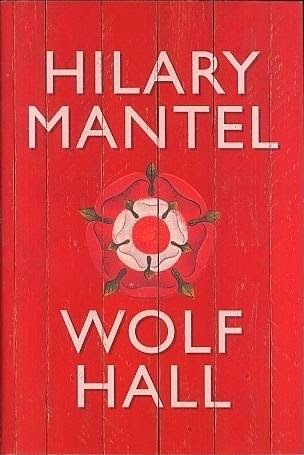 Wolf Hall front cover