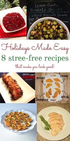 HME 8 stress free recipes