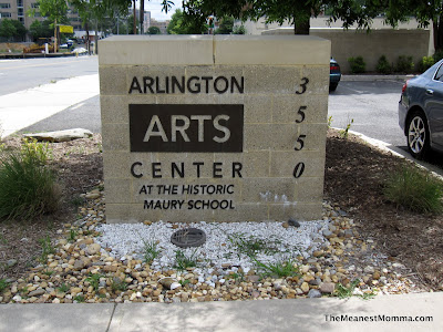 Maury Park / Arlington Arts Center