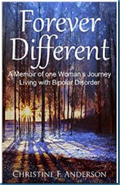 Book Cover - Forever Different by Christine F Anderson