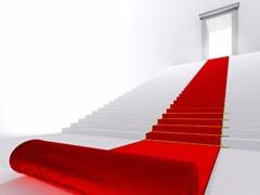 tapete vermelho