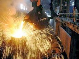 Produção de aço no Japão