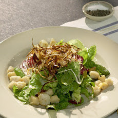 Elio's Bay Scallop Salad