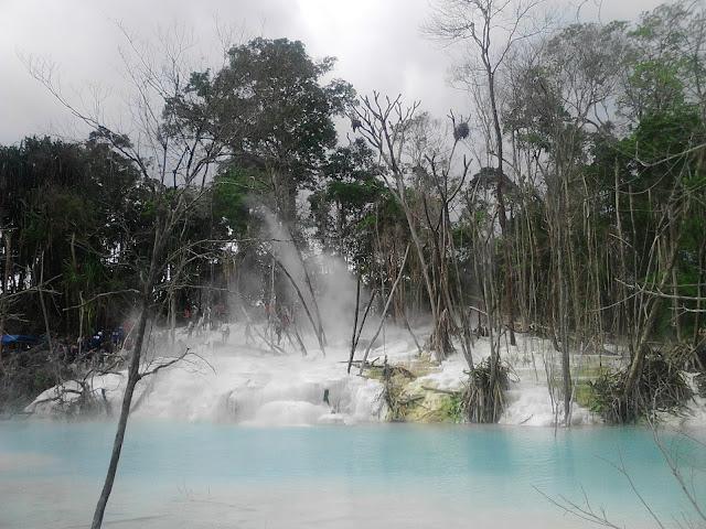 Keindahan Kawah Putih Tinggi Raja Sumatera Utara