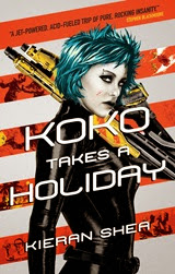 Koko Takes a Holiday - Kieran Shea