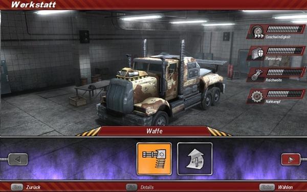 Juegos de Camiones Gear Grinder