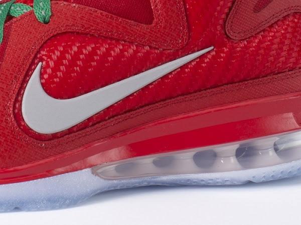 Nike Basketball Introduces Christmas Colors for LeBron James
