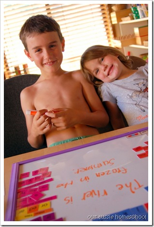 All About Spelling ~ Our Aussie Homeschool