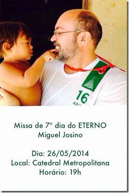 Missa Miguel Josino