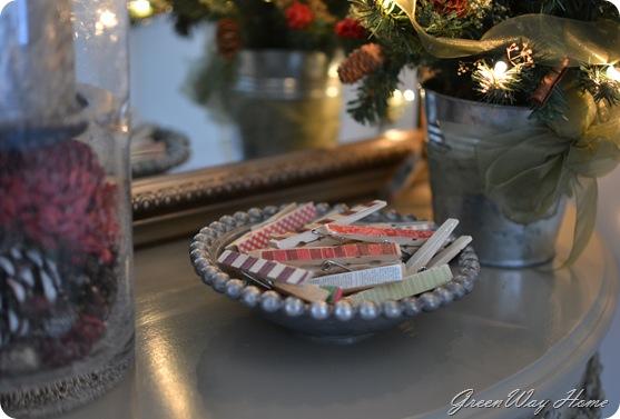 Christmas Card Garland 042
