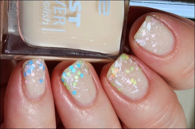 P2 Just dream like spring's fav nail top coat 03