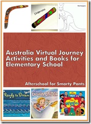 Afterschool for Smarty Pants: Australia activities and books for elementary school