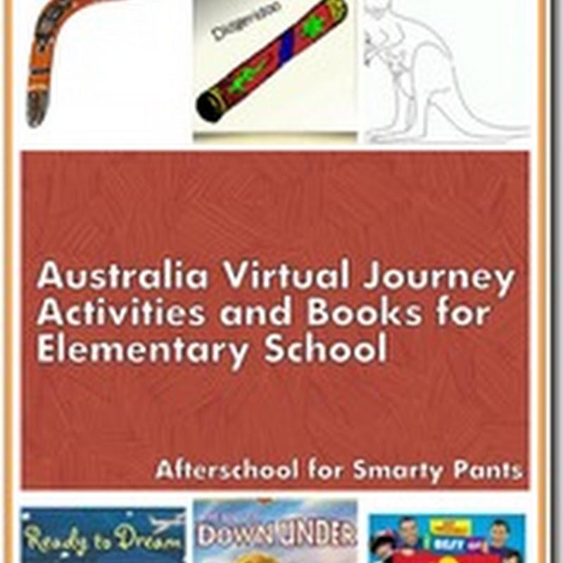 Australia for Elementary School Kids–Books and Activities