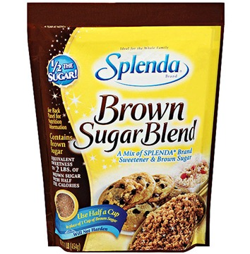 Jan Can Cook Brown Sugar Blend Splenda Substitute