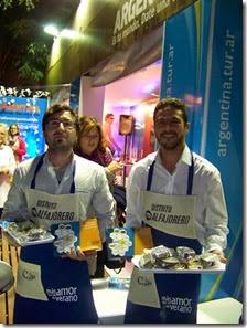 La Costa promocionó sus atractivos en el Gran Premio Nacional en Palermo