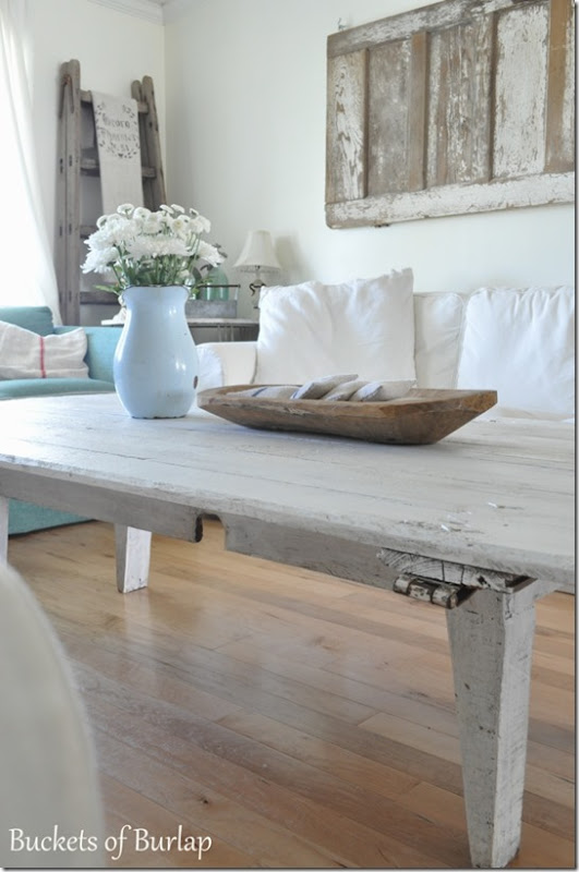 barn door coffee table 7